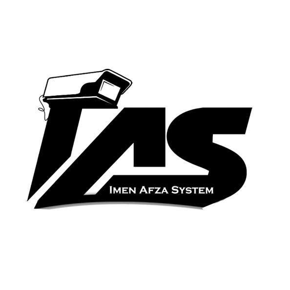 طراحی لوگو شرکت ایمن افرا سیستم
