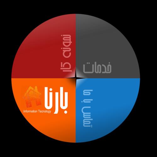 طراحی نرم افزار مالتی مدیا گروه بارنا